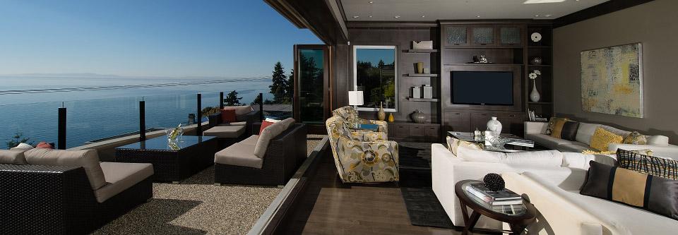Dynamic Stone Terrazzo Lottery Home